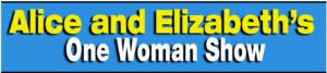 A&E one-woman show banner