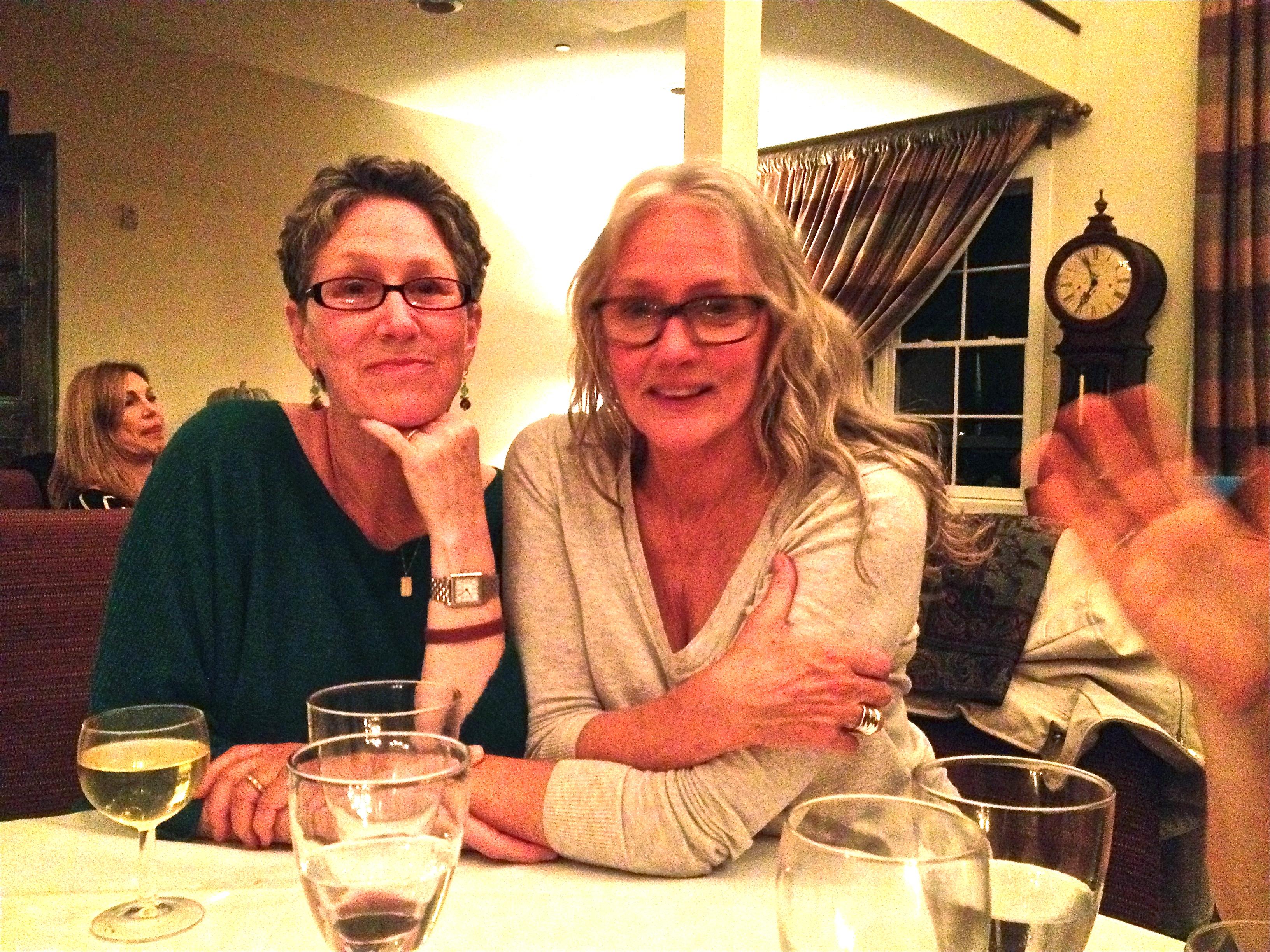 Amy Ferris & Cindy Joseph