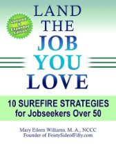 land the job you love book cover