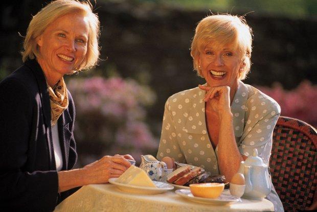 Ladies Outdoor Breakfast