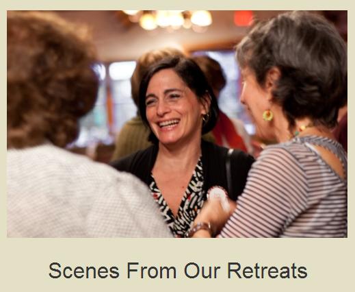 Channel Tab - Scenes From Retreats