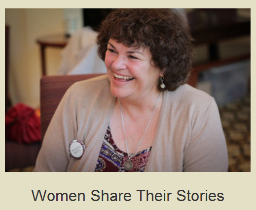Channel Tab - Women Share Stories