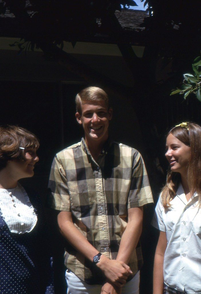 Janna, Clay, and Ann