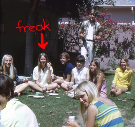 freak photo - Riviera days