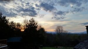 Lifebridge Sanctuary sunset