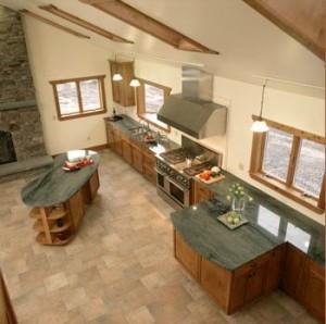 Lifebridge Sanctuary kitchen