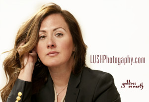 Lush Photography photo of woman