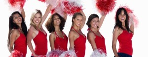 pom pom girls - source eclipseleisure