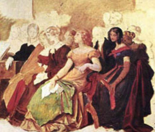 women salon - source lesalodenmusiques