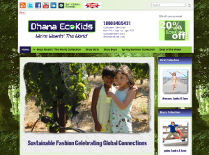 Dhana EcoKids Home Page