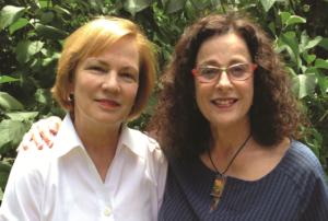 Karen Venable & Carol Buckle