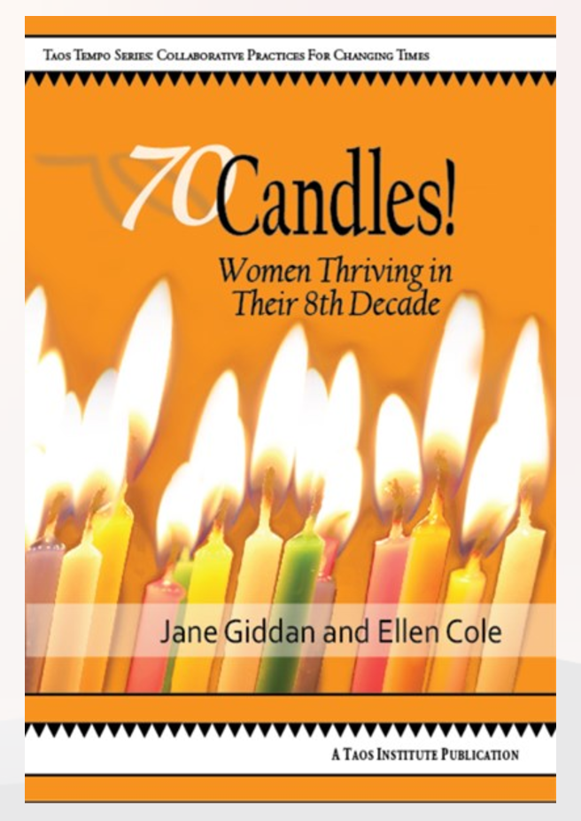 70 Candles book cover