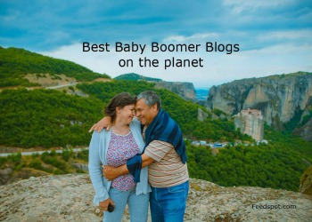 feedspot top 75 baby boom blogs award