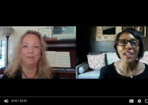Eva Medilek and Ann Voorhees Baker interview
