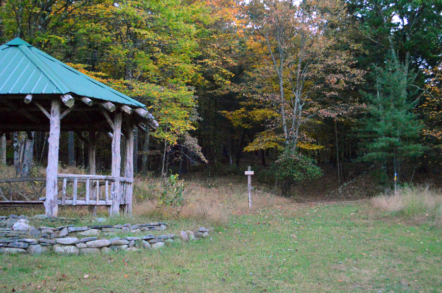 Lifebridge Sanctuary gazebo