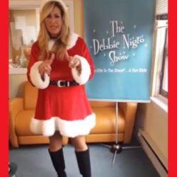 Debbie Nigro Mrs Claus rap