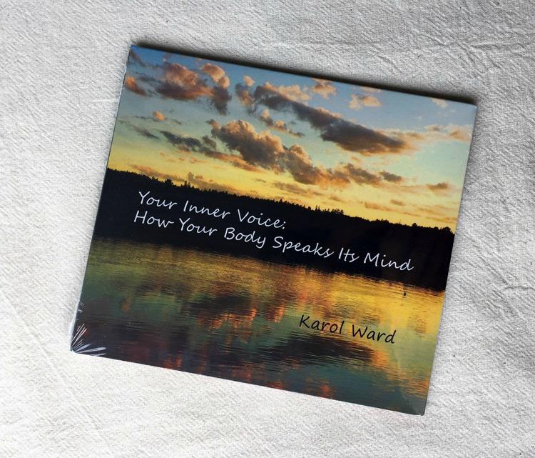 CD cover - Karol Ward